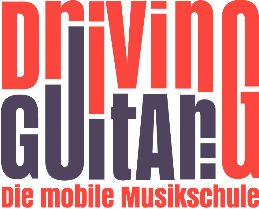 Driving-Guitar die mobile Musikschule in Karlsruhe